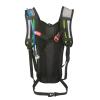 Zaino CALYPSO da Bici e Running con Bastino Traspirante, Compatibile con i Sistemi d'Idratazione