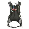 Zaino DAFLA 10 da Bici e Running con Bastino Traspirante Compatibile con i Sistemi d'Idratazione