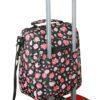 Astuccio da toilette Carry 2 Rose inserito nella valigia