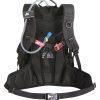 Zaino BERRY 30 di colore Nero Multiuso per il Tempo Libero e Trekking Compatibile con i Sistemi d' Idratazione