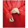 PONCHO Impermeabile Termosaldato con Velcro regolabile su Maniche