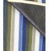 Coperta Matrimoniale Impermeabile PICNIC 4 Blu con Fondo Anti Umidità