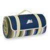 Coperta Matrimoniale Impermeabile PICNIC 4 di Colore Blu