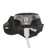 Lampada Frontale LED PRO con Sensore di Movimento Carica Cavo Usb Incluso
