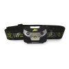 Lampada Frontale LED PRO Sensore Movimento DI Colore Nero jpg