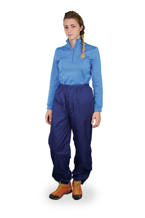 Pantaloni Impermeabili COVER di Colore Blu