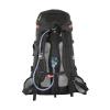Zaino Y 45 litri d' Alpinismo di Colore Grigio Nero e Compatibile Sistemi Idratazione