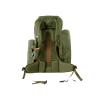 Zaino Caccia FOREST 55 Litri con Porta Fucile e Bastino in Rete Traspirante Freedom Air Mesh System