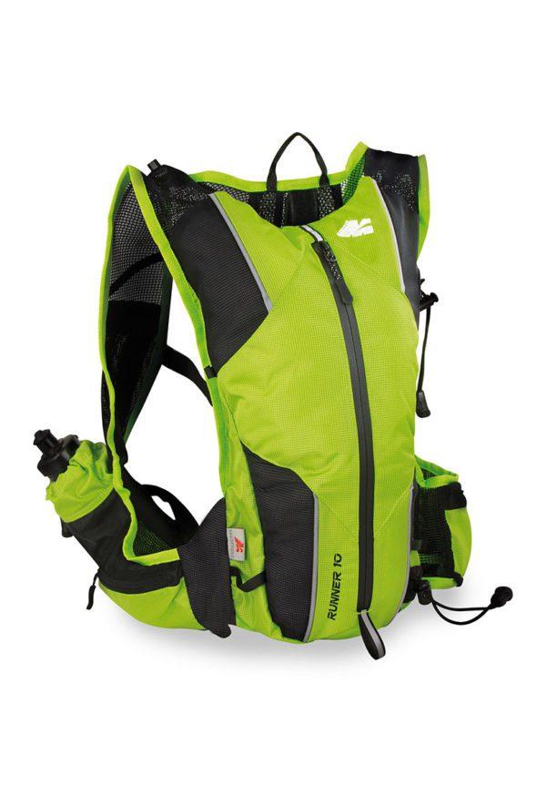 Zaino Trail Running RUNNER 13 Colore Verde