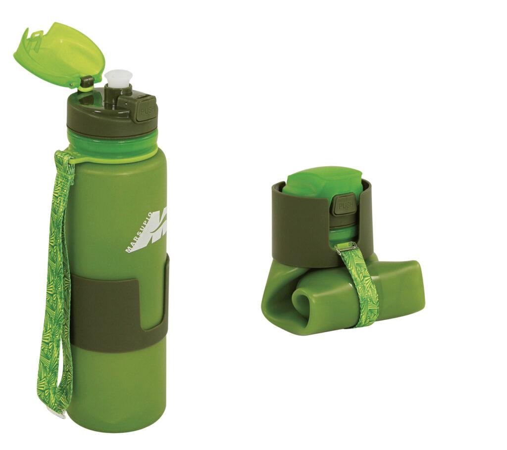 flexible water bottle MAGIC BOTTLE 650 ml with cap