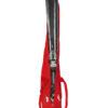 SACCA PORTA SCI da 185 cm e 215 cm FLOPPY 3 colore ROSSO con Apertura Parziale
