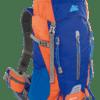 Zaino ATLANTIS 28 da Trekking Colore Blu e Arancione