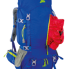 Zaino GIOVE 45+10 Trekking Royal con Zip Frontale Di Accesso