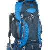Zaino NETTUNO 55 da Escursionismo Scout e Viaggi con Elastico sulla Cappotta