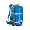 Zaino PRO LEVEL 30 Da Sci Alpinismo Colore Blu Azzurro con Porta Piccozza