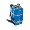 Zaino PRO LEVEL 30 Da Sci Alpinismo Colore Blu Azzurro con Tasca Imbottita Porta Maschera da Sci