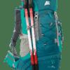 Zaino TOBA 35 Xl Trekking Porta Bastoni