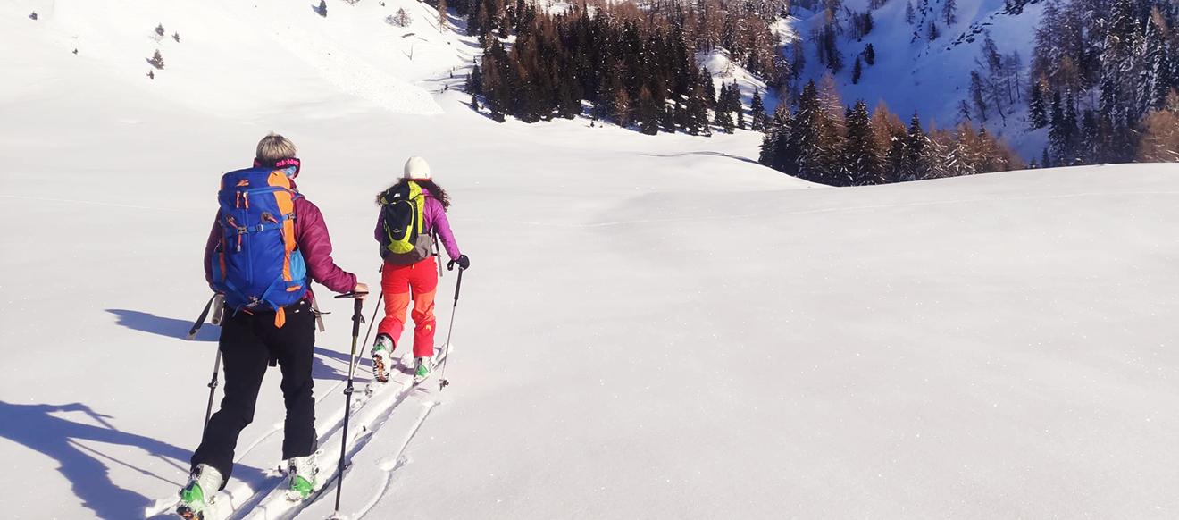 Gli sport invernali durante il Covid 19